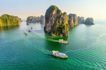 Hanoi - Halong Bay - Overnight On Board (2 Days/1 Night)