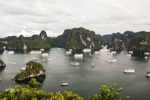 Ha Long Bay Tour and Activities