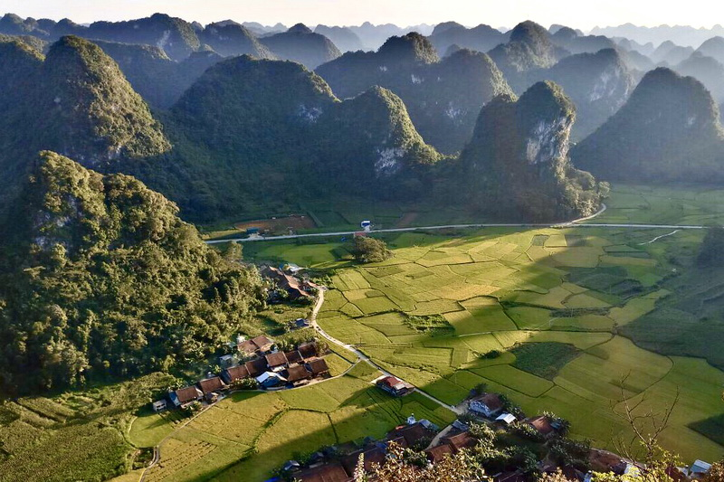 Overview of Cao Bang